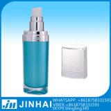 frascos cosméticos plásticos de 15ml 30ml 50ml para o empacotamento da loção