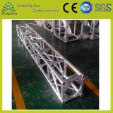 Iluminación Rendimiento Eventos de aluminio de 300 mm * 300 mm Tornillo Pequeño braguero