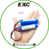 18650 2200mAh 3.7Vのリチウム電池