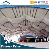 Seaters Fire Proof Large PVC 2000 Luxury Wedding Tents mit Best Factory Price