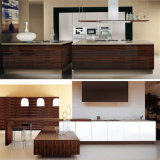 N & l мебель кухни американской конструкции деревянная (kc5020)