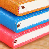 Leather promozionale Mini Notebook Caso Wholesale in Cina