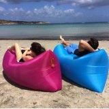 كسولة أريكة مألف قابل للنفخ [أير بغ] [كمب هوليدي] شاطئ ينام سرير