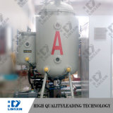 Lxcpu-Ndi Elastomer-Gussteil-Maschine des Systems-PU