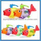 2016 Stuk speelgoed van het Bad van de Vissen van de Baby Fuuny van de Zomer het kleurrijke Gelukkige