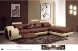 Hauptmöbel-Leder-Sofa-gesetztes modernes Sofa mit Recliner-Sofa