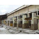 100 Hojas de sierra múltiple de corte de mármol Máquina de bloque de piedra