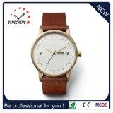 Vigilanza di orologio degli uomini dell'orologio dell'acciaio inossidabile di modo (DC-1080)