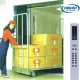 Elevador de frete residencial barato do elevador de bens da carga do baixo preço