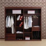 Het moderne Houten Ontwerp van de Garderobe