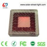 Solar-LED Tiefbauziegelstein-Licht des schönen IP68 Eis-
