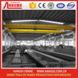 Electric Wire Rope Hoistの単一のGirder Overhead Crane
