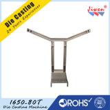 De aluminio de alta presión a presión las piezas de la fundición para el marco de la silla