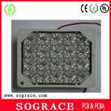 PCB SMD LED Board Design en Assembly Manufacturer van het aluminium CREE