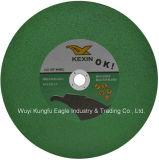 14 '' discos para corte de metales abrasivos de 350X3.0X25.4 milímetro T41 con MPa En-12413