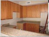 Portelli degli armadi da cucina di legno solido dell'acero
