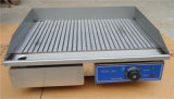 Grill électrique professionnel pour grillades alimentaires (GRT-E818-3)