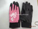 Перчатк-Сад безопасности перчатки PU Перчатк-Трудится Перчатк-Защищенная перчатка