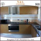 Gabinete de cozinha modular clássico americano do estilo de N&L York feito pelo MFC