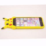 Милые животные Rotund краснеют Stylus Huweip9lite Zte A315 LG G4 аргументы за сотового телефона силикона Pikachu (XSDW-075)