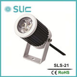 IP65 LED 가벼운 방수 외부 전등 설비 작은 알루미늄 방수 반점