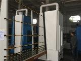 縦の自動ガラスサンドブラスティング機械