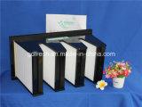 Фильтры V-Крена с пластичным фильтром рамки HEPA H13