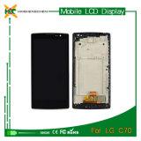 GroßhandelsTransparent LCD für Handy LCD Fahrwerk-C70/H440
