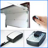 El abrelatas moderno de la puerta del garage del artesano de las puertas del garage parte el telecontrol