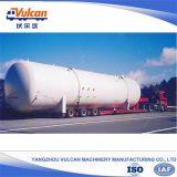 Remorque hydraulique personnalisée de camion de suspension de transport lourd semi