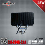 7 인치 45W 크리 말 LED Car Driving Work Light (SM-7045-SXA)