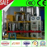 Épurateur d'huile de cuisine de la perte (600 l/h), machine utilisée de purification de pétrole de biodiesel