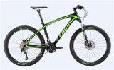 Углерод Xc Bike MTB (shimano hub+shifters) (рамка) углерода (вилка магния)