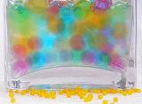 Argile 2016 en cristal coloré de saleté en cristal d'arc-en-ciel/argile de bentonite pour l'enduit/peinture/argile organique de bentonite