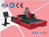 Máquina de estaca do metal do laser da fibra do produto 2016 novo para a elevada precisão