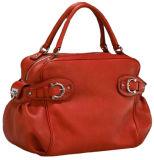 2016 borse delle signore delle borse del cuoio genuino di disegno di tendenza delle donne