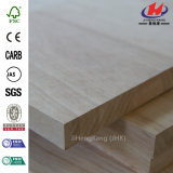 Tarjeta de madera popular de la junta del dedo