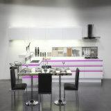 2016 Welbom alta moderna de la calidad de la laca del gabinete de cocina