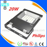 호리호리한 Floodlight 200W 150W 100W 80W 50W 30W 10W Philips SMD Outdoor LED Flood Light