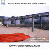 FunktionsSteel Construction Shell Cover mit Pressure Vessels C-07