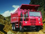 HOWO Sinotruk HOWO 420HP石造り鉱山のダンプのダンプカーの大型トラック