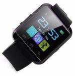Reloj elegante del reloj U8 para Samsung S4/Note 3 para HTC todo reloj androide U8 de /Smart del teléfono