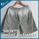 Inone 097 Mens nada Shorts ocasionais da placa das calças curtas