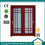 Porta da madeira contínua com frame da madeira contínua de 100% (WDP5068)