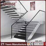 Kits de madera de la escalera del metal para la venta (DMS-2033)