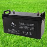bateria acidificada ao chumbo selada recarregável de 12V 120ah Mf para Solar/UPS