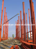 Высокое-Windproof Steel Structure Warehouse и Plant для You Build