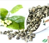 Perle de dragon de jasmin (matériel blanc de thé)