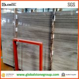 Qualität China Wooden Grey (Gray) Marble für Tiles&Countertops