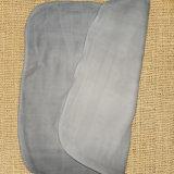 Couche-culotte en bambou de Terry Prefold de coton pour le bébé